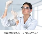 Laboratory  Scientist  Women.