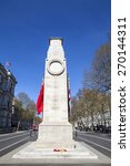 The Historic Cenotaph War...