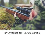 hunting  war  army and people