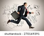 free  outdoor  handsome. | Shutterstock . vector #270169391