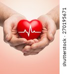family health  charity and... | Shutterstock . vector #270195671