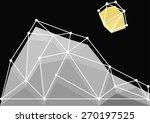 mount moon | Shutterstock .eps vector #270197525