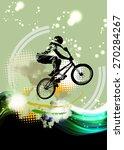sport vector illustration | Shutterstock .eps vector #270284267