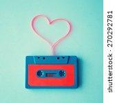 hipster love   Shutterstock . vector #270292781