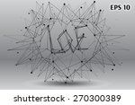 bond and love | Shutterstock .eps vector #270300389
