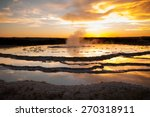 Great Fountain Geyser At...