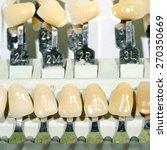plastic dental implant to... | Shutterstock . vector #270350669