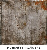 grunge metal background 1 | Shutterstock . vector #2703641