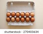 Dozen Eggs In Package Egg Fast