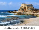 caesarea  israel   march 19  ... | Shutterstock . vector #270445475