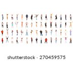 together we stand business idea  | Shutterstock . vector #270459575