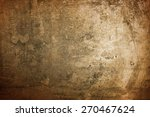 Scratched Grunge Metal Plate...