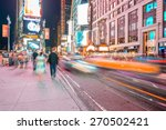 new york city   may 22  2013 ... | Shutterstock . vector #270502421