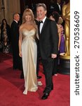 Small photo of LOS ANGELES, CA - MARCH 2, 2014: Goldie Hawn & Kurt Russell at the 86th Annual Academy Awards at the Dolby Theatre, Hollywood.