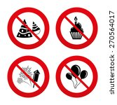 No  Ban Or Stop Signs. Birthday ...