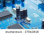 technology  capacitors and... | Shutterstock . vector #27062818