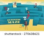 great illustration of retro... | Shutterstock . vector #270638621