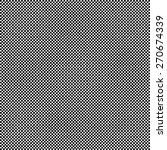 distressed halftone hand drawn... | Shutterstock .eps vector #270674339