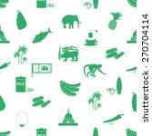 sri lanka country symbols... | Shutterstock .eps vector #270704114