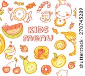 Child And Baby Food  Kids Menu...