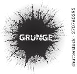 grunge urban background.texture ... | Shutterstock .eps vector #270760295