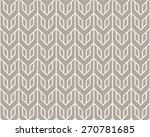 seamless anthracite gray... | Shutterstock . vector #270781685