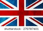 united kingdom of great britain ... | Shutterstock .eps vector #270787601
