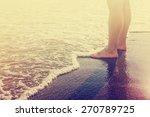 Vacation Holidays.feet Closeup...