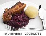 ������, ������: Pork belly roast with