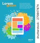 web design and app application...