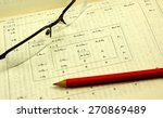 advanced mechanics  maths and... | Shutterstock . vector #270869489