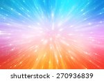 abstract multicolored... | Shutterstock . vector #270936839