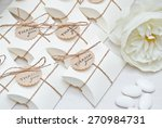 wedding favor | Shutterstock . vector #270984731
