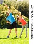 fitness  sport  training and... | Shutterstock . vector #270986189