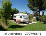 Caravan In A Relaxing Nature...