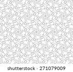 stylized vector texture.... | Shutterstock .eps vector #271079009