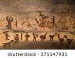 Beautiful Cave Paintings Datin...