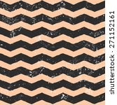 zig zag seamless pattern with... | Shutterstock .eps vector #271152161