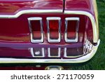 ������, ������: A 1967 Ford Mustang
