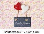 greeting card background german ...   Shutterstock . vector #271245101