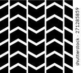 chevron patterned background...   Shutterstock .eps vector #271285859