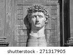 Vatican   April 18  Statue Of...