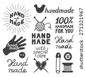 Vector Set Of Hand Drawing...