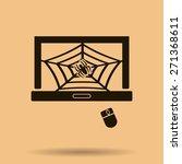 internet | Shutterstock .eps vector #271368611