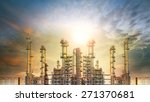 exterior tube of petrochemical... | Shutterstock . vector #271370681