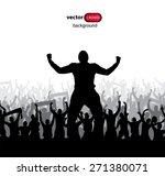 banner for sports championships ... | Shutterstock .eps vector #271380071