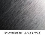 High resolution brushed metal...