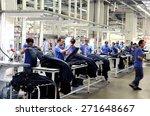 turkey textile industry july 24 ... | Shutterstock . vector #271648667