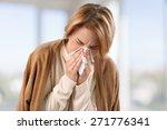 worried  women  uncertainty. | Shutterstock . vector #271776341