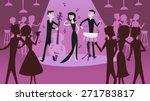 a vector illustration of mid... | Shutterstock .eps vector #271783817